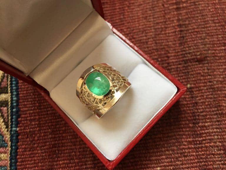 Emerald in Bogotà