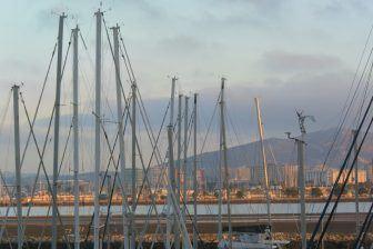 ジブラルタル、ホテル-外観 2016年11月