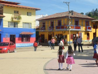 Raquira – street, Dec.2016