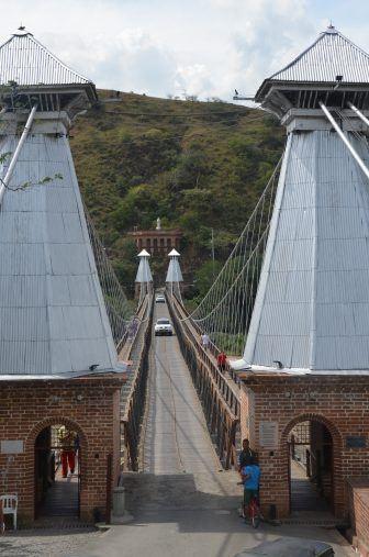 Santa fe de Antioca puente