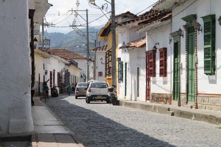 to Santa Fe de Antioquia