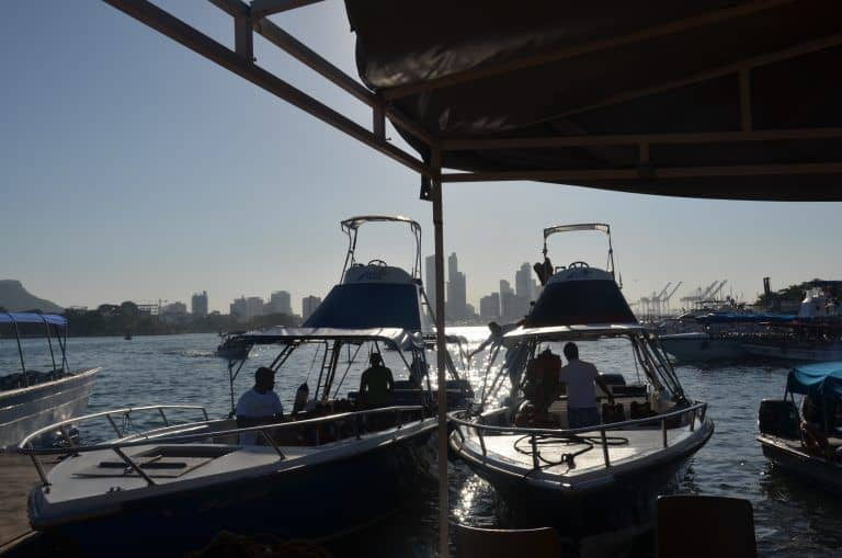 Cartagena, port – boats, Jan.2017 (Cartagena)