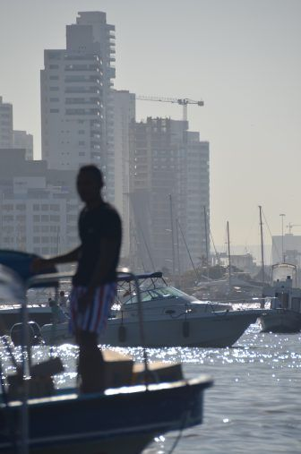 Cartagena, port – boats, Jan.2017