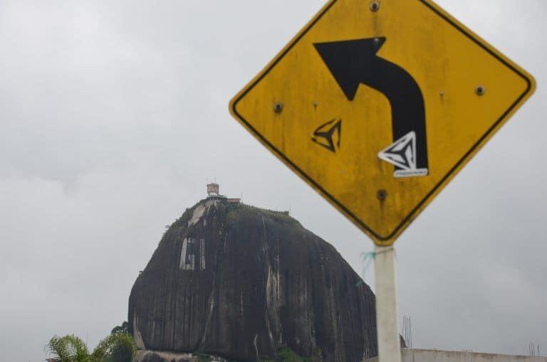 Colombia, Piedra del Penol