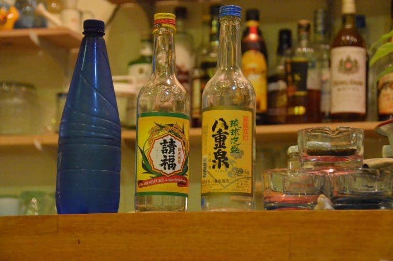Manzo di Ishigaki, patata dolce viola e awamori