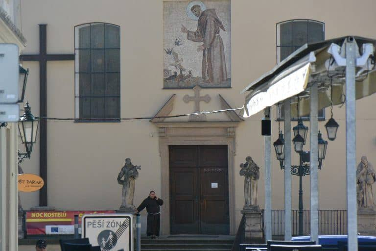 Monasterio de los Capuchinos y Antiguo Ayuntamiento de Brno