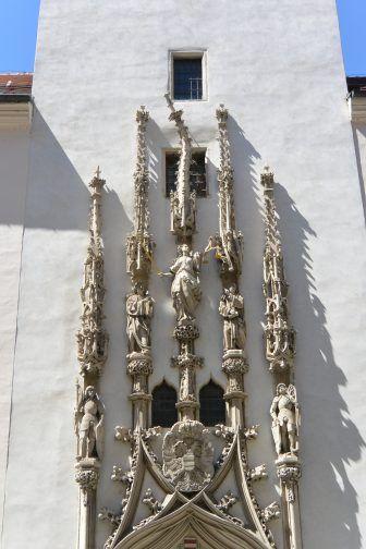 Brno una scultura