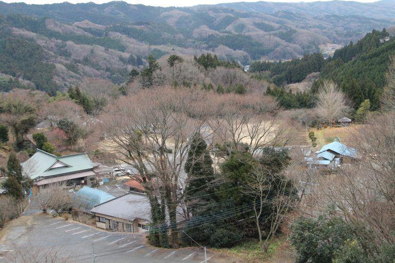 Fukuroda, the waterfall – countryside, Dec.2017 (Ibaraki)