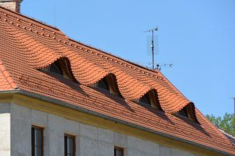 Mikulov – eyes on the roof, May 2017