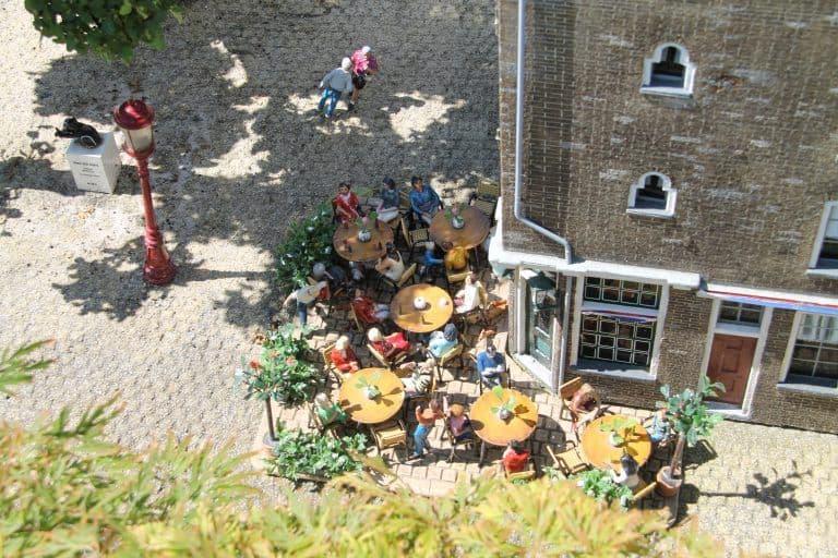 デン・ハーグ、マドローダム-オランダのミニチュア4 2017年6月 (デン・ハーグ)