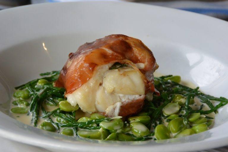 Cena di pesce a Bristol