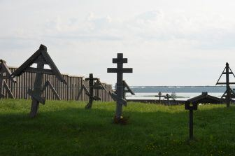 Kizhi Island – The Trasfiguration Cathedral and others, Aug.2017