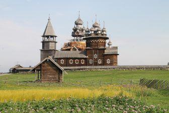 Russia, Kizhi Island