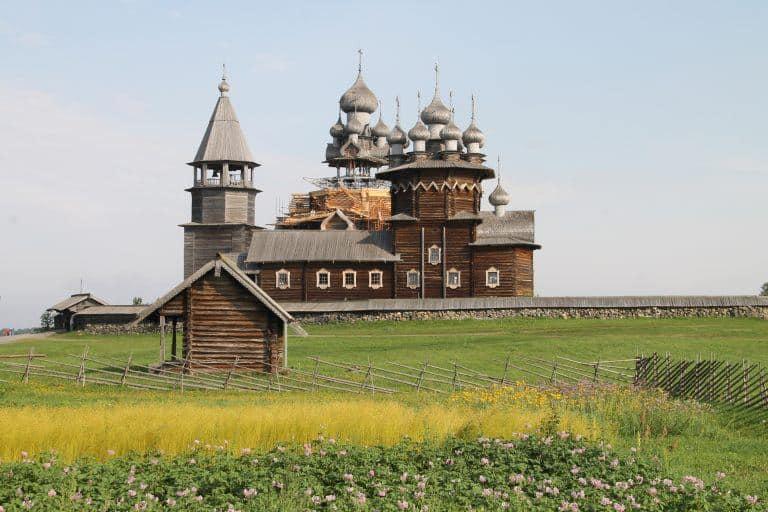 Russia, Isola Kiži