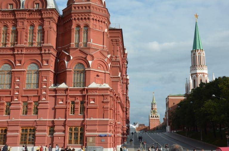 とうとうモスクワ