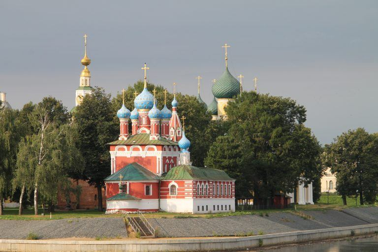 Uglich, the town of Tsarevich Dmitry