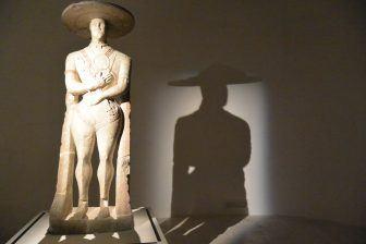 考古学博物館で学ぶ