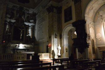 visiting churches in Chieti