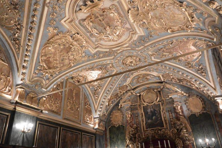 大聖堂の特別室