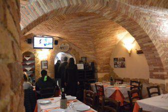 Pescara – small pizza, Nov.2017