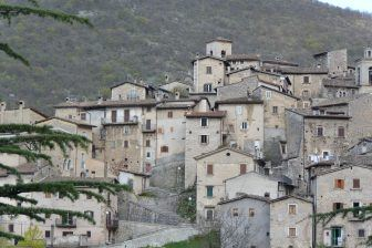 Panorama di scanno