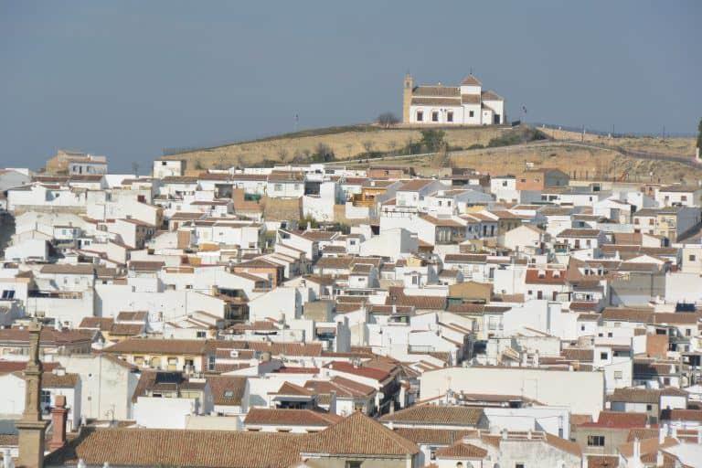 スペイン、アンテケーラ
