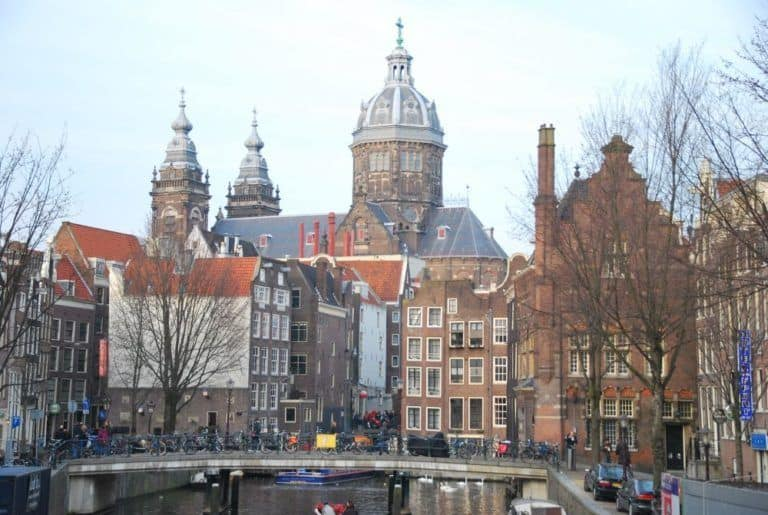 5 things to see in the Dutch capital, Amsterdam