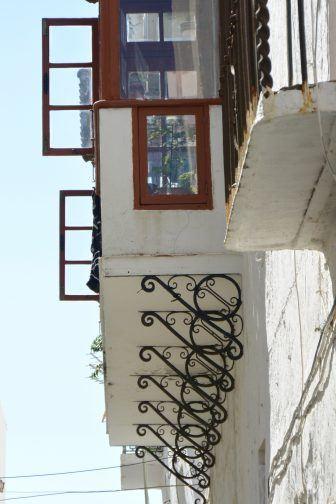 カサレス – 村の眺め, 2018年2月
