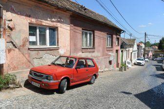 Zemun in Belgrade