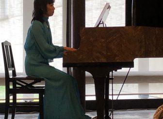 Japan-Akita-Kakunodate-Miraculous Piano-Junko Taguchi