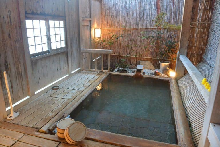 A Very Surreal Hot-Spring Ryokan