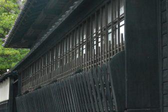 Sakata in Giappone la residenza della famiglia Honna