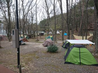 giappone-akita-lago-tazawa-campeggio