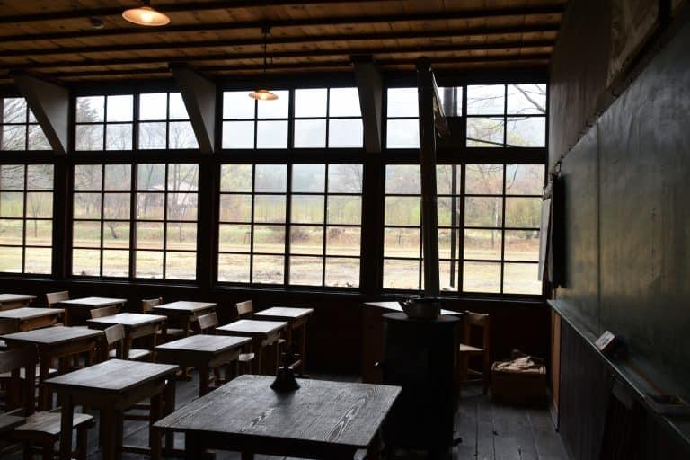Interessante visita al museo della scuola Kata vicino al lago Tazawa