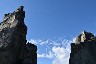 カルパチア山脈の自然に浸かる