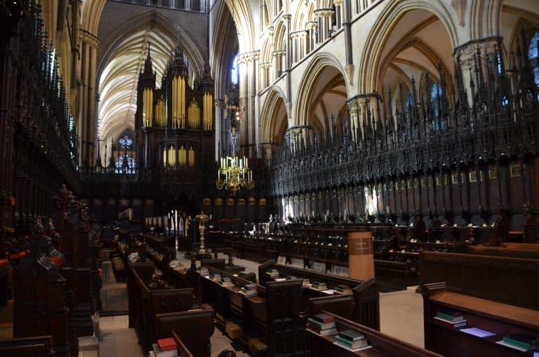 La cattedrale di Lincoln