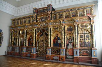 ucraina-lviv-museo-icone-interno