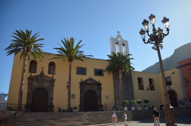 Povero Garachico di Tenerife