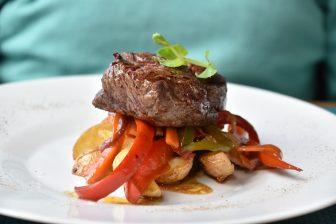 Un bel ristorante a La Orotava