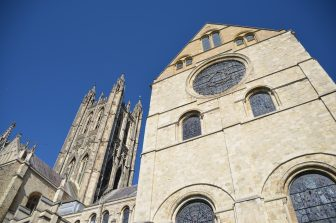 About Canterbury Cathedral and Some Other Things