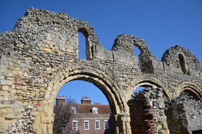England, Canterbury
