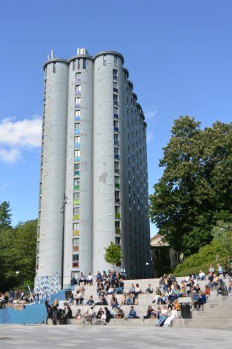 Norway-Oslo-Grünerløkka-student apartment-silo
