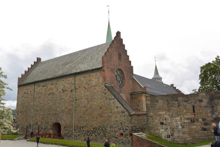 Visita al Castello di Akershus a Oslo