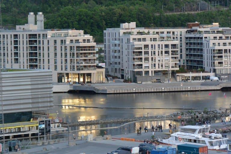 Andando ad Oslo