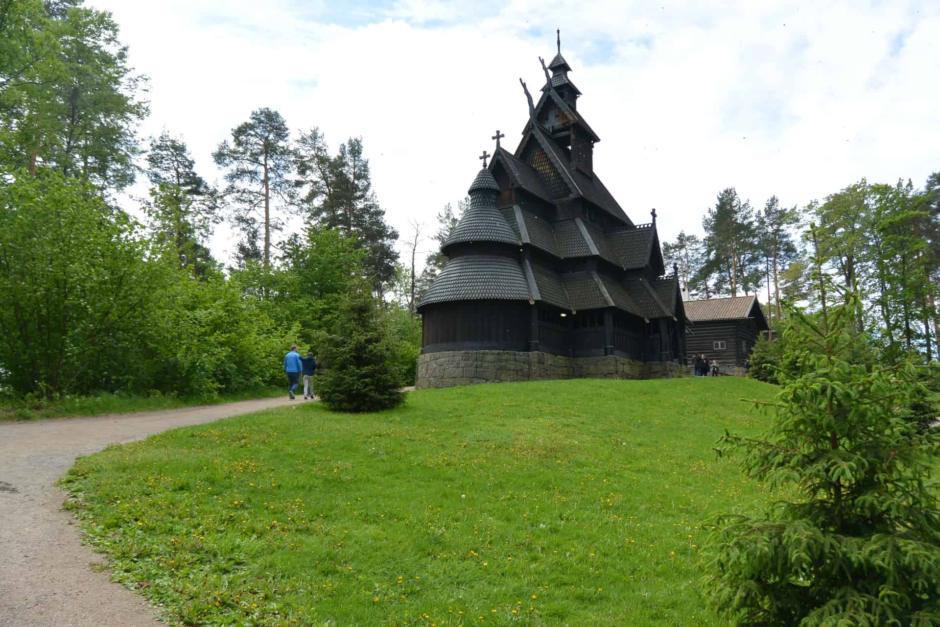 Norwegian Museum of Cultural History in Oslo - Norway, Oslo ...