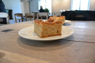 Norway-Oslo-The Norwegian Museum of Cultural History-cafe-apple cake