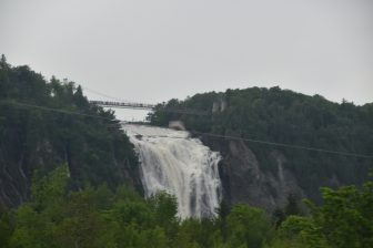 Canada-Quebec-Montmorency-Falls-cascate