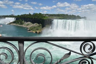 about the Table Rock at Niagara Falls and some other things