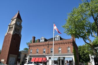 Una bella cittadina, Niagara On The Lake