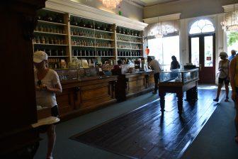 カナダ ナイアガラ・オン・ザ・レイク 薬局 古い 博物館